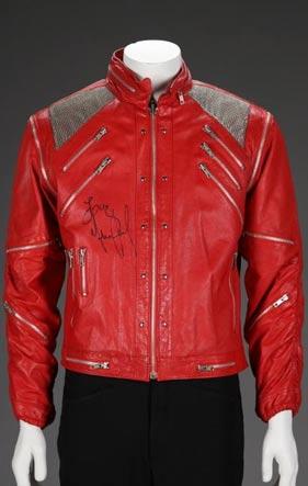 Vestuario de Michael Jackson