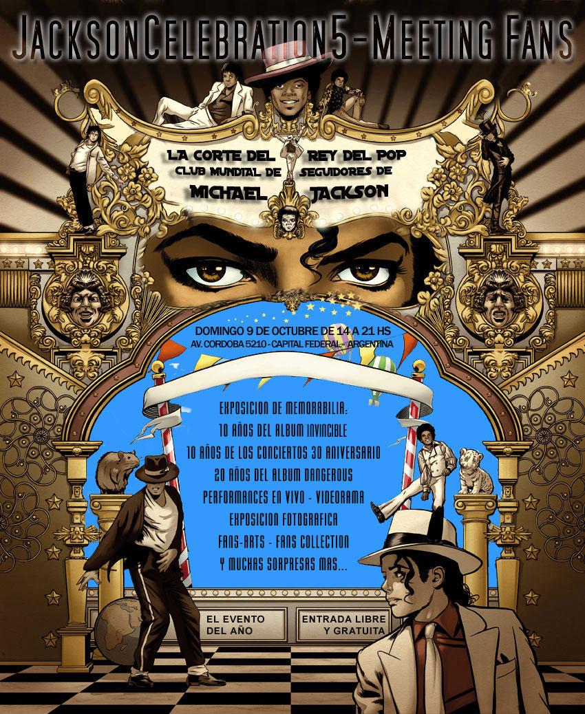 Exposición de Michael Jackson (Buenos Aires)