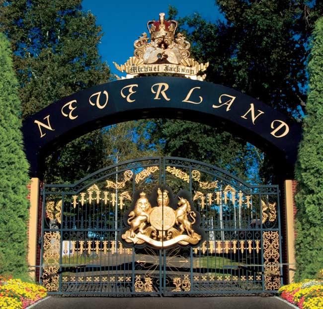 Neverland, o rancho de Michael Jackson, está à venda por US$ 100 milhões Neverland741